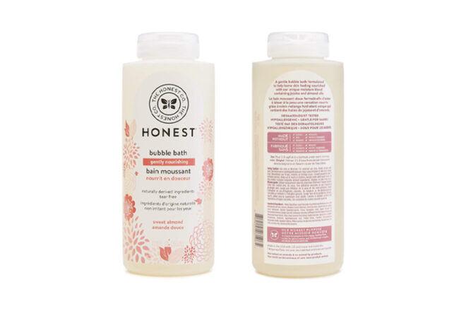 The Honest Co. Sweet Almond Bubble Bath
