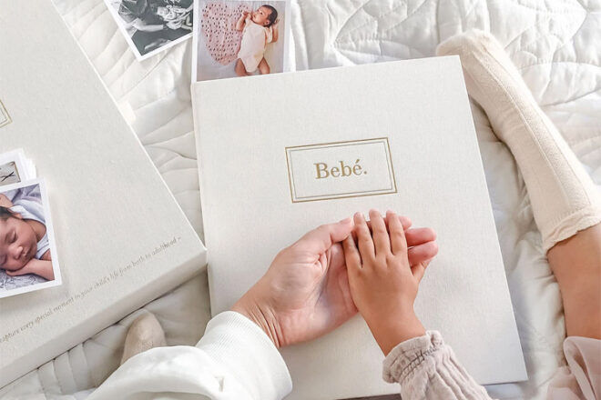 13 baby record journals for capturing memories | Mum's Grapevine