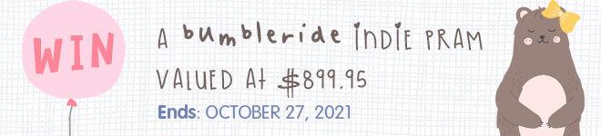 Bumbleride Indie Win