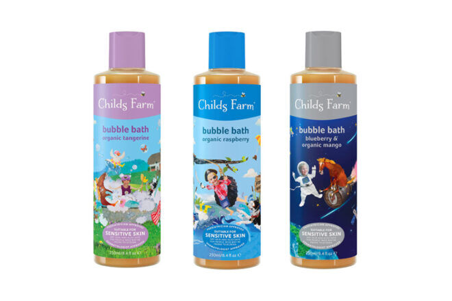 Childs Farm Sensitive Bubble Bath for Kids