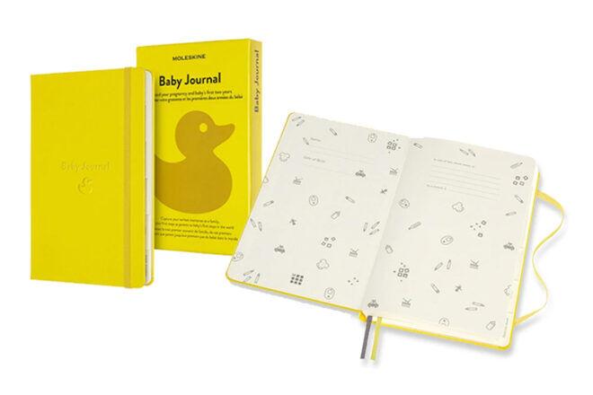 Moleskin Baby Journal