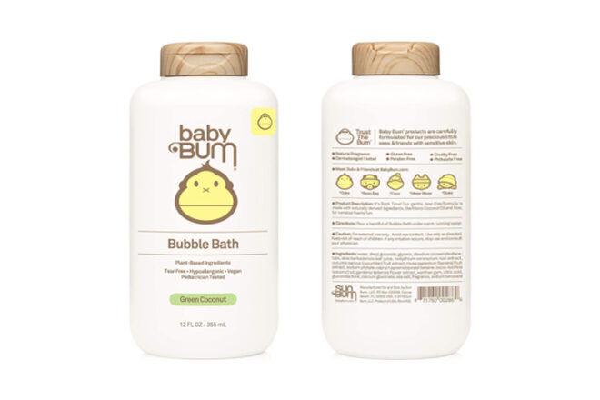 Sun Bum Baby Bum Bubble Bath
