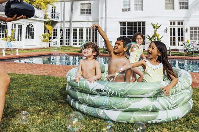 FUNBOY Inflatable Kiddie Pools