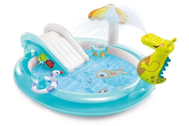 Intex Gator Kids' Inflatable Swimming Pool