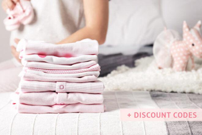 9 Baby Laundry Detergent safe for sensitive skin