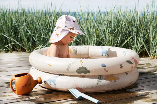 Liewood Leonore Inflatable Pool for Kids