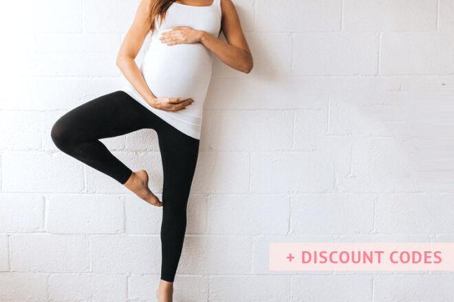 10 maternity leggings for everyday wear | Mum's Grapevine