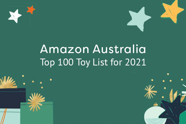 Amazon Top 100 Toys for 2021