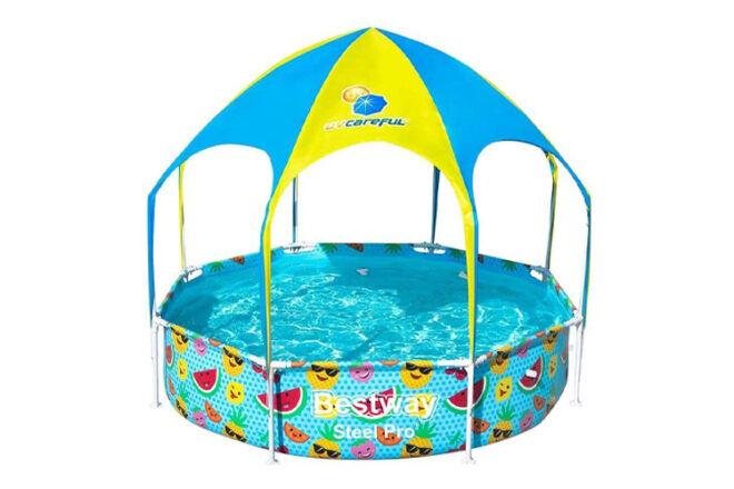 Bestway-Splash-in-Shade Play Pool for Kids