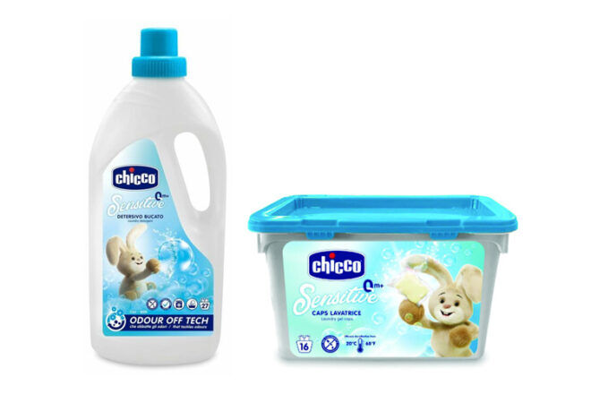 Chicco Sensitive Baby Laundry Detergent