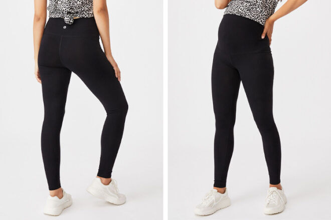 Cotton On Maternity Core Tights