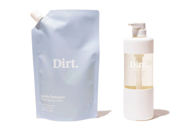 The Dirt Company Laundry Detergent
