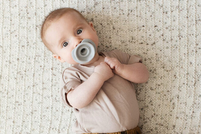 Best baby dummies for soothing and settling | Mum's Grapevine