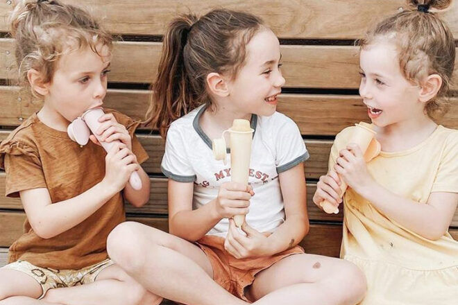 14 icy pole moulds for summer treats | Mum's Grapevine