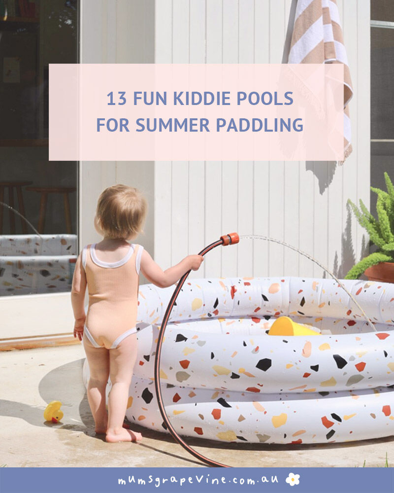 13 inflatable kiddie pools for summer paddling | Mum's Grapevine